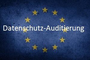 Datenschutz-Auditierung